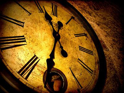 EndTimes Clock