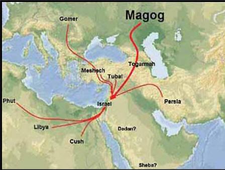 Bildergebnis für gog of magog war maps