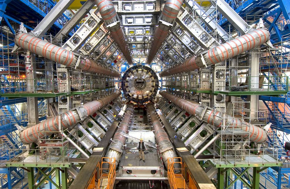 Hallon Collider
