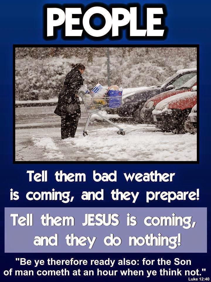 snow and jesus mock