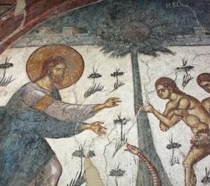 God-cursing-Adam-Eve-Serpent