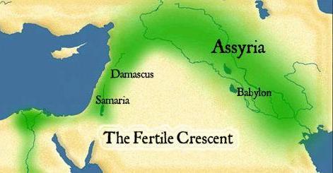 assyria_map
