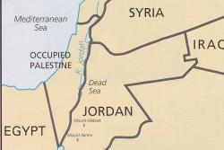 false israel map