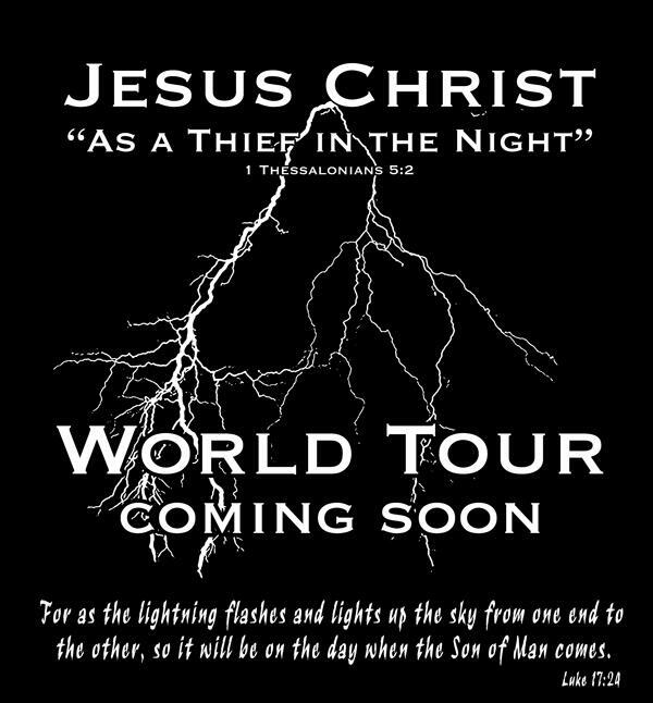 jesus coming soon