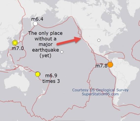 next quake
